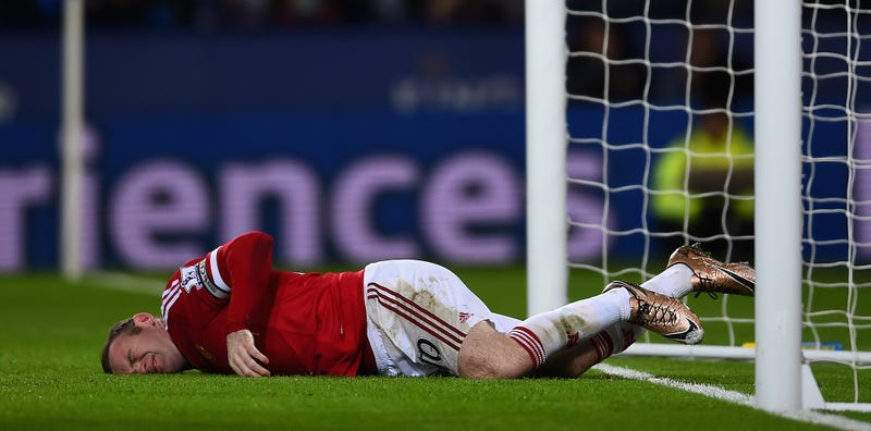 The Anatomy Of A Bogus Soccer Rumor, Starring Wayne Rooney
