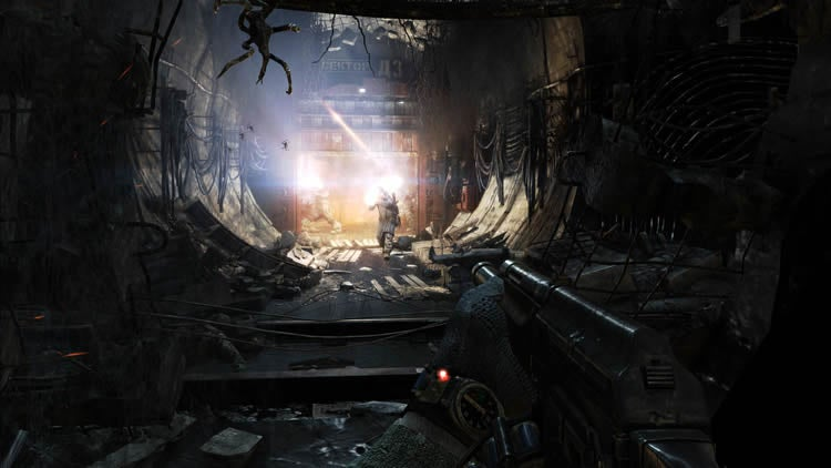 Metro: Last Light PC Performance, Benchmarked