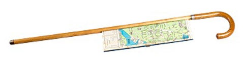 Cane Map Empowers Old Man Adventurers
