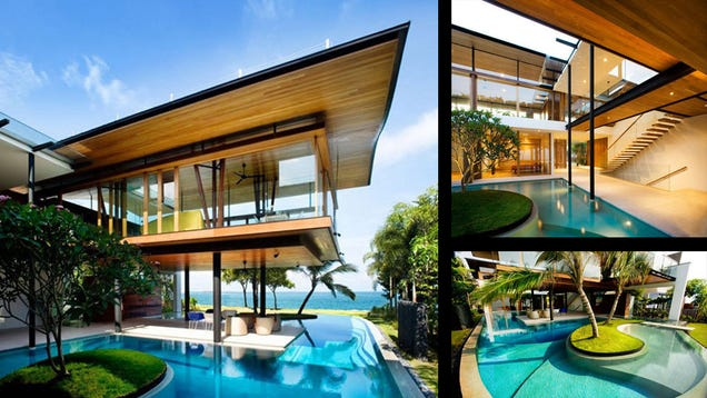 Wouldn 39 t you like to be in one of the five most relaxing Fish house singapore