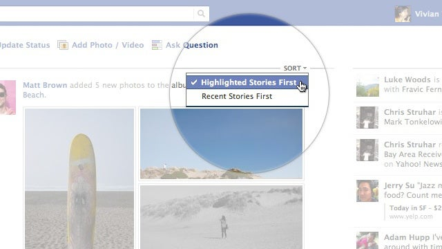 "Facebook Brings Back the Old ""Most Recent"" News Feed Option (But It's Kind of Hidden)"