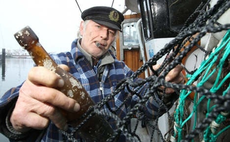German Fisherman Discovers The World's Oldest Message In A Bottle