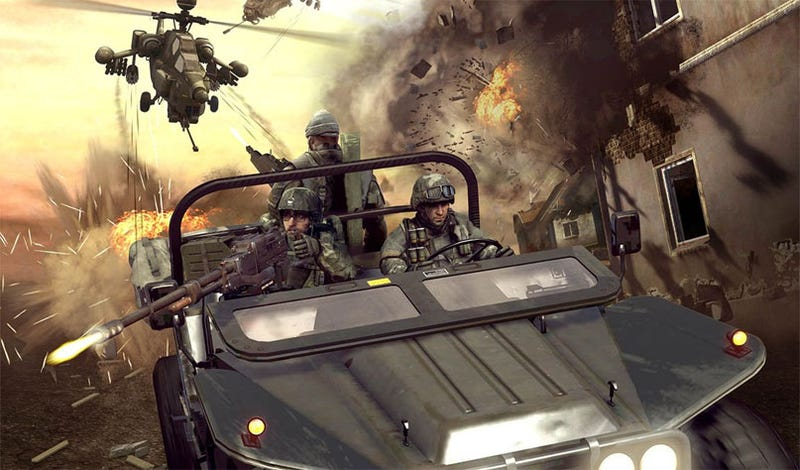 More Battlefield: Bad Company On The Way