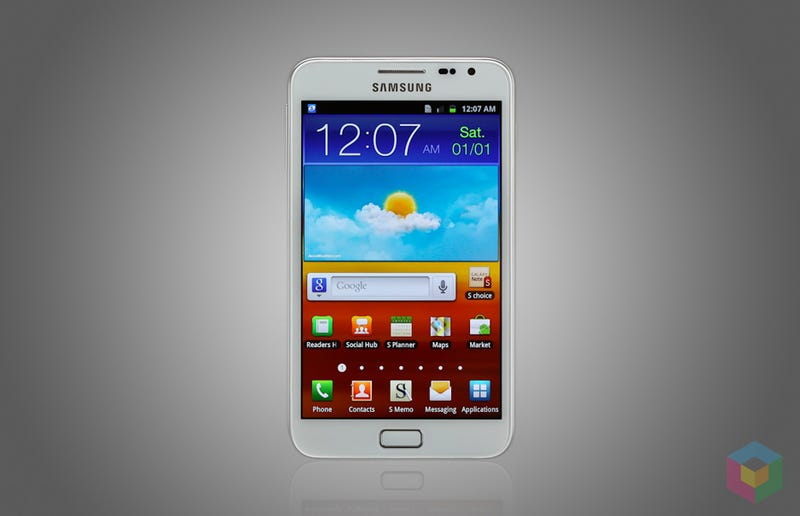 Samsung's Super-Sized Galaxy Note Changed My Life