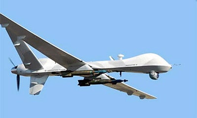 US to Deploy Drone Aircraft Along Canadian Border to Prevent Bacon Smuggling