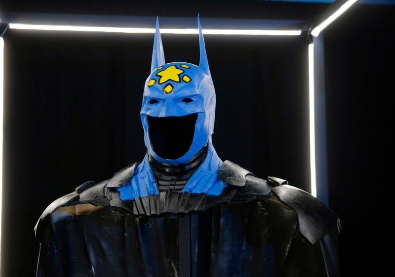 Batman Gets Weird When Artists Redesign His Cape and Cowl
