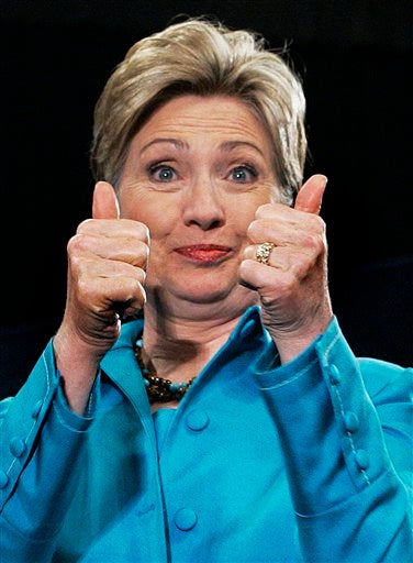 Hillary Explains How Obama Is Sort Of Like An African Dictator