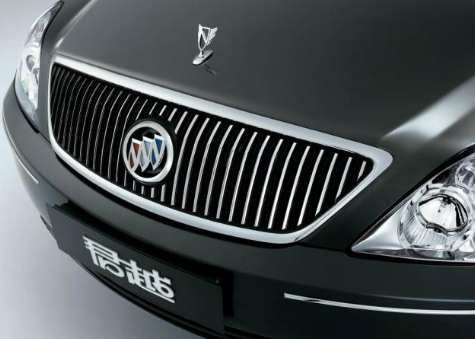 Shanghai Surprise: Buick LaCrosse to Come in Hybrid