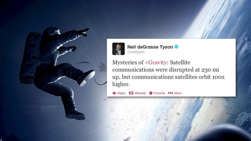 Neil deGrasse Tyson: Famed Astrophysicist, Total Gravity Buzzkill