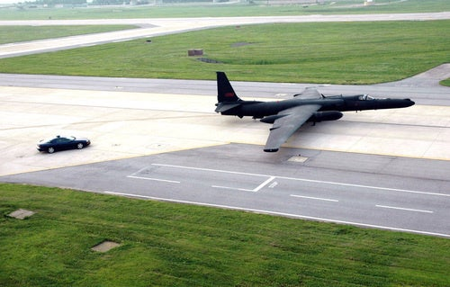 Gallery: Lockheed U-2 Chase Cars