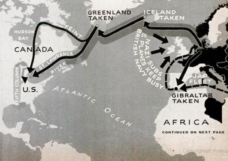 This Is How the Nazis Could Have Invaded the United States (but not really)