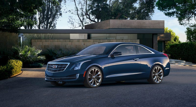 2015 Cadillac ATS Coupe: This Is It