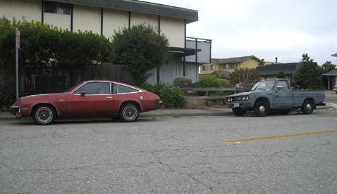 1979 Datsun Pickup
