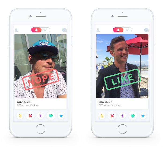 Tinder Somehow Found a Way to Be Even Creepier