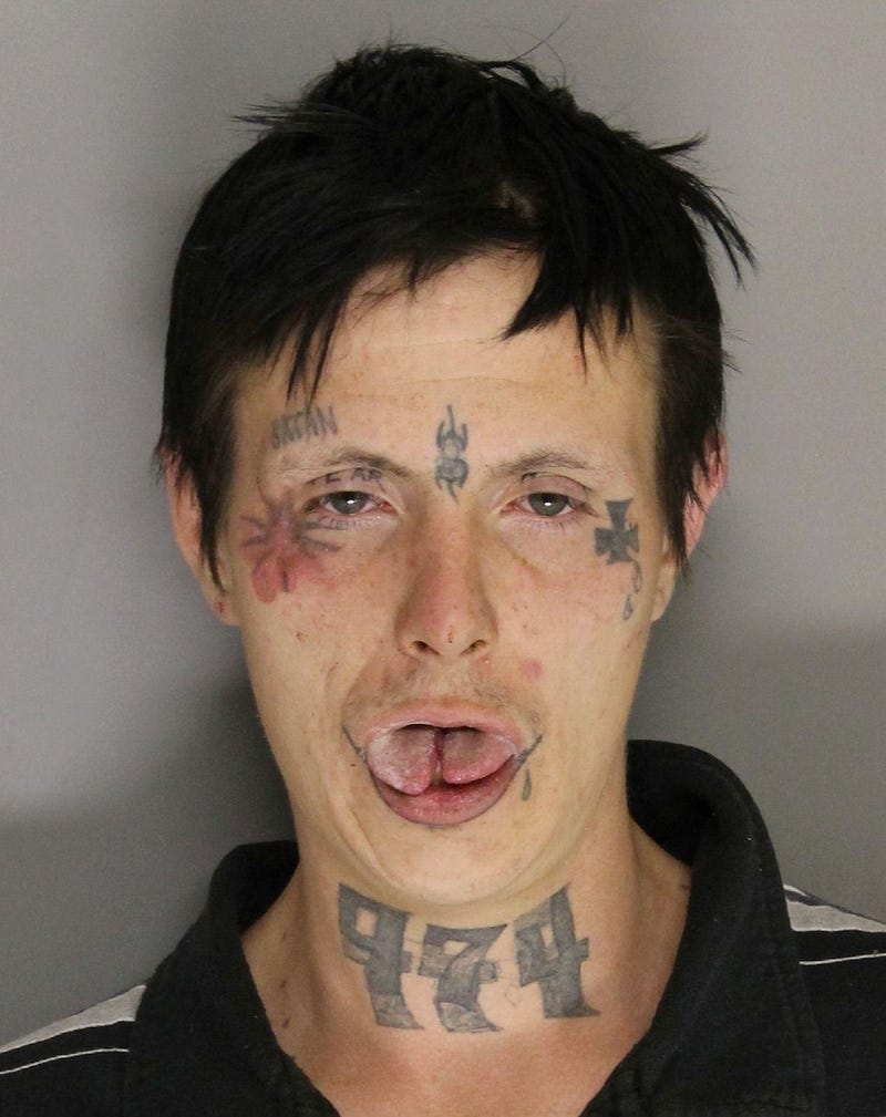 ​This South Carolina Man's Mug Shot Will Give You Nightmares