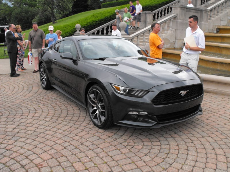 Ault Park Part 5: The Mustangs