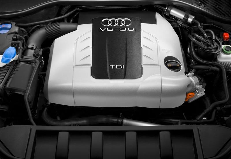 2010 Audi Q7: Styling, Diesel Tweaks