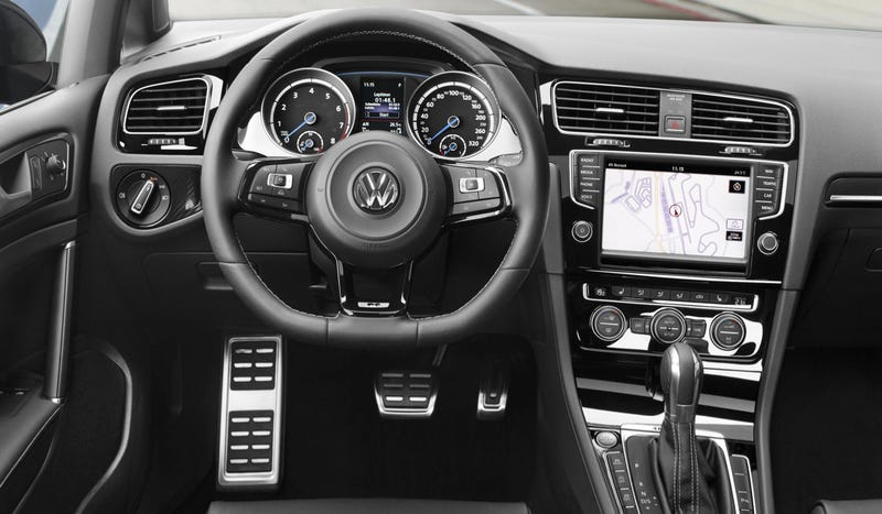 2015 VW Golf R Gives Americans Choice Of Transmissions, Not Door Count