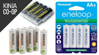 Three Best Sets of Rechargeable Batteries