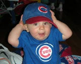 Cub Fans Ruin Their Own Child's Life By Making Her A Cubs Fan