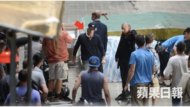 Someone Tried To Beat Up Michael Bay in Hong Kong [Update]