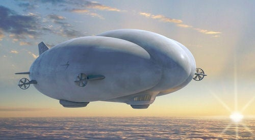250-Foot Long Hybrid Airship Will Spy Over Afghanistan Battlefields in 2011