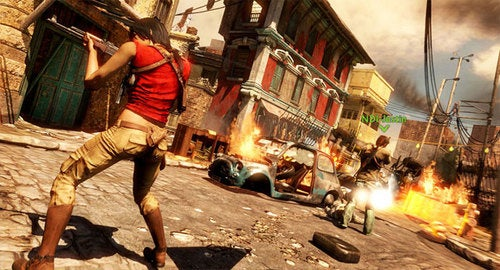 More Uncharted 2 Co-Op? Certainly Sounds Like It