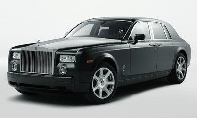 Rolls Royce Phantom Tungsten Edition