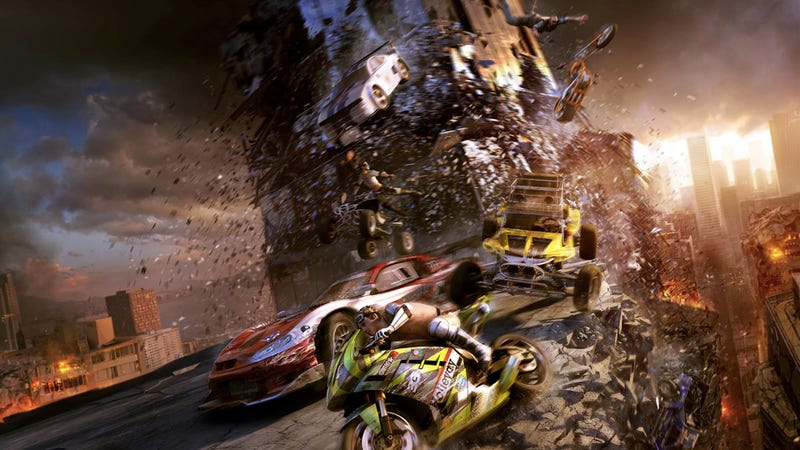 MotorStorm Apocalypse Sees Its End of Days in Japan