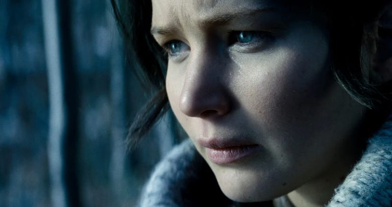 The new Hunger Games 2 trailer reveals why it's no longer a game