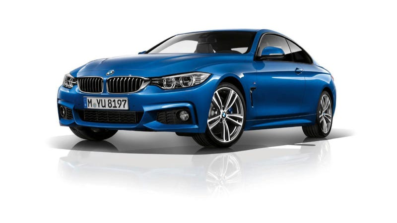 2014 BMW 4-Series: This Is It