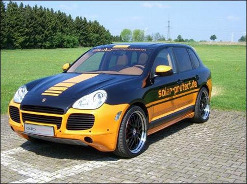 The Ten Ugliest Custom Porsche Cayennes