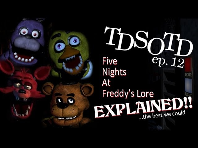 Five nights at freddy s disturbing story explained by fan theories