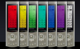 Sunwave Universal Remote: 7-in-1...Colors