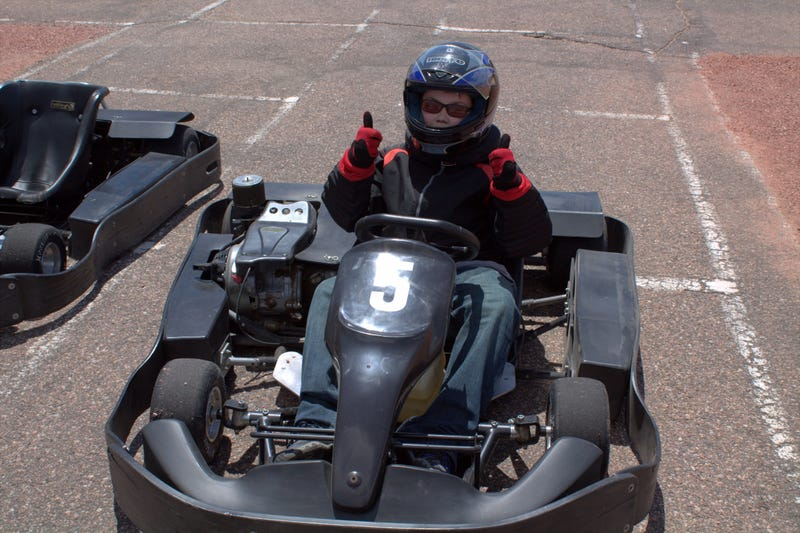 Kreating an Obsession Through Karting? I hope so.