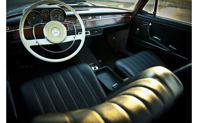 Sharpen Your Pitchforks, This Is A Slammed Mercedes-Benz W108