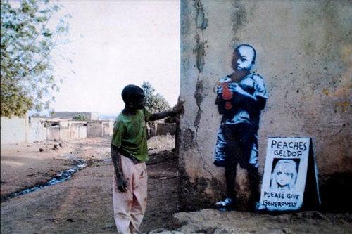 Peaches Geldof Saves Mali