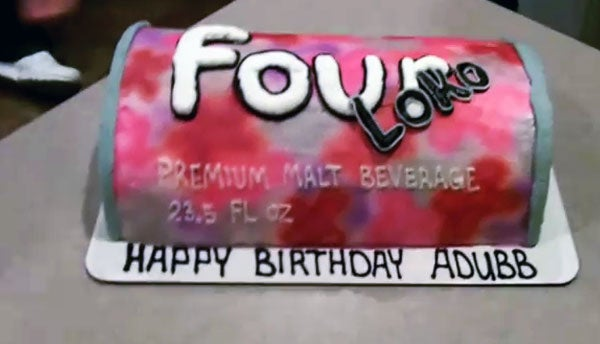 The Dream Of A Four Loko Cake Becomes A Reality