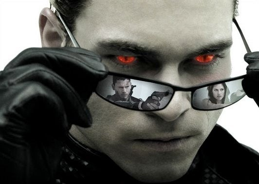 """""""Resident Evil: Afterlife"""" is the clone baby of """"The Matrix"""" and """"Blade II"""""""