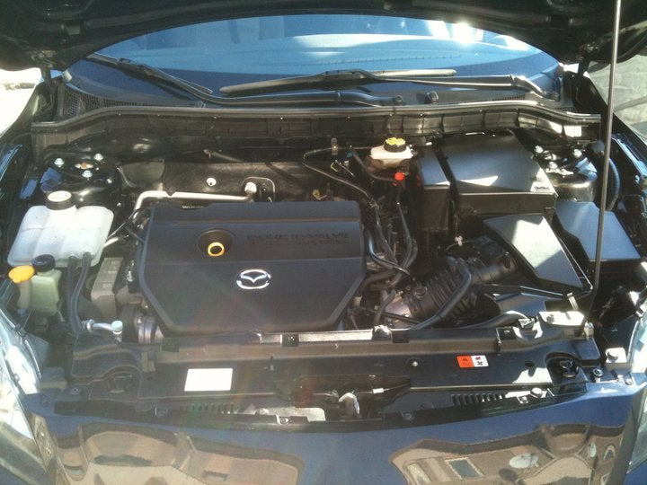 Show your clean or dirty engine bays!