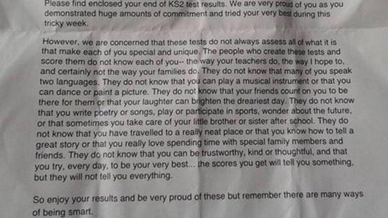 Teacher's Sweet Viral Letter to Kids Lists the 'Many Ways to Be Smart'