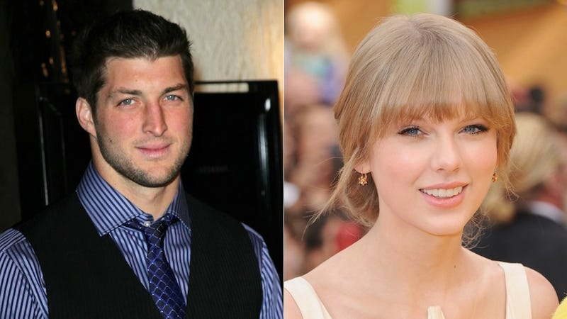 "Tim Tebow Had A ""Dinner Date"" With Taylor Swift"