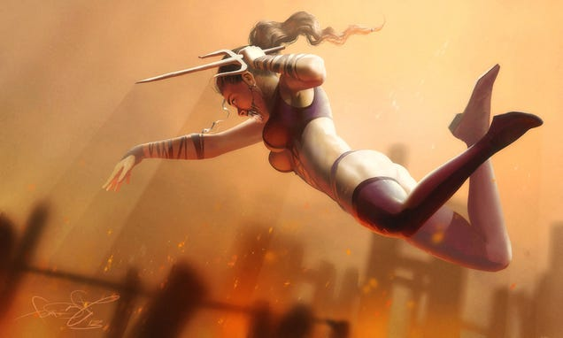 Imagining Mortal Kombat With Post-Apocalyptic Characters