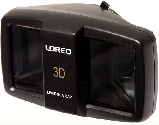 Loreo 3D Lens in a Cap, for That 'You Are There' Experience