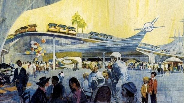 Leaked plot to Brad Bird's Tomorrowland sounds like Disney's Brave New World