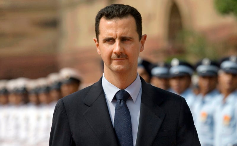 Dozens of U.S. Diplomats Sign Confidential Memo Calling for Targeted Strikes Against Bashar al-Assad