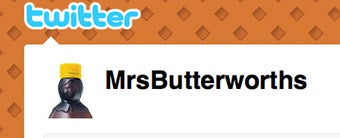 Mrs. Butterworth's First Name Revealed…