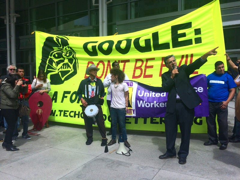 Do the Anti-Tech Protests Still Matter?