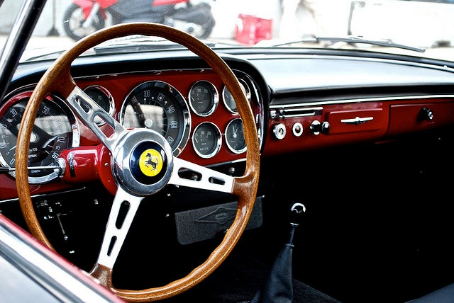 What's the most beautiful steering wheel?