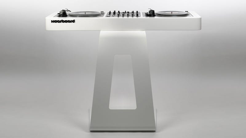 If Apple Designed DJ Gear It Would Look Exactly Like This